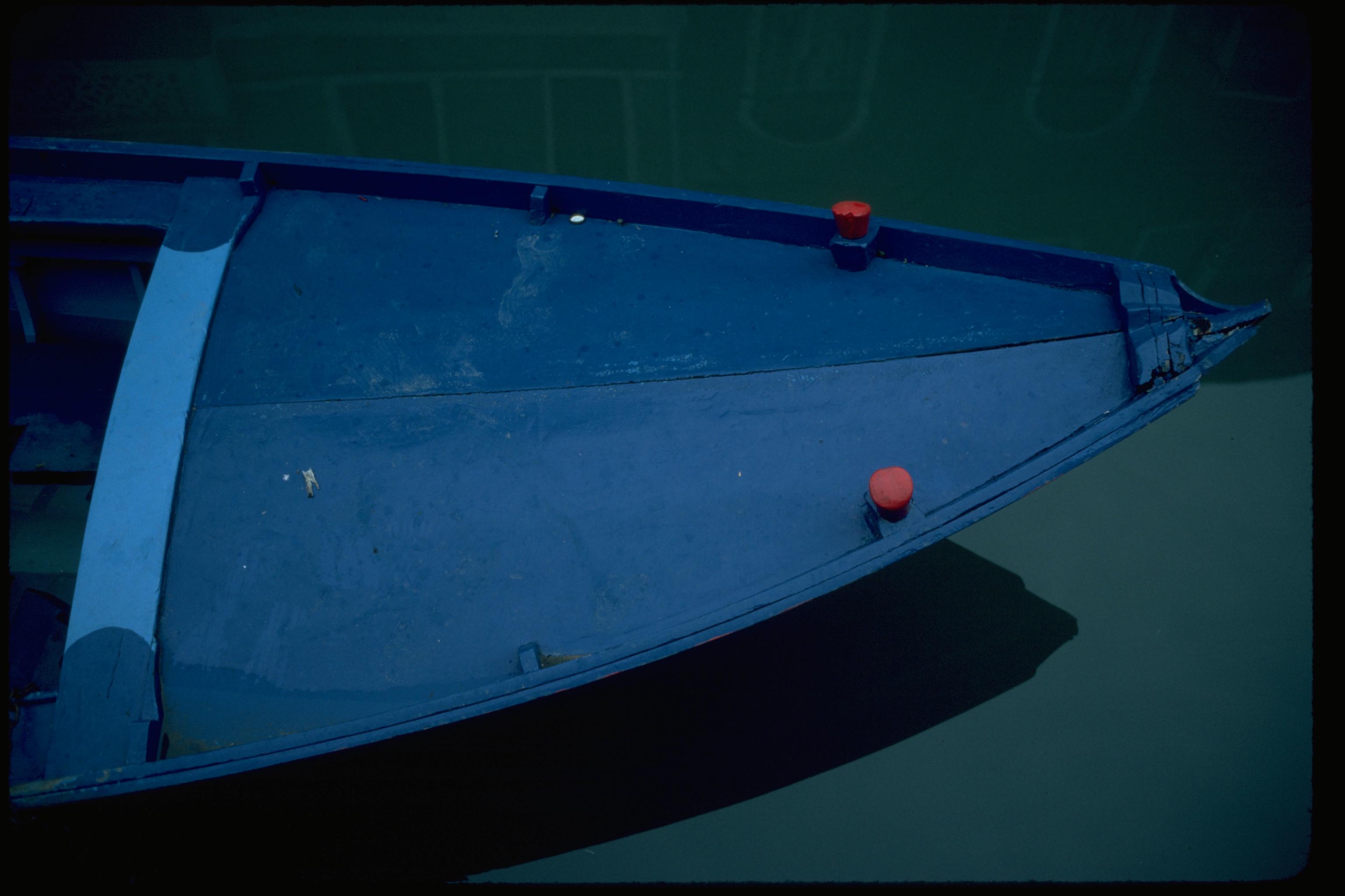 ultramarine boat