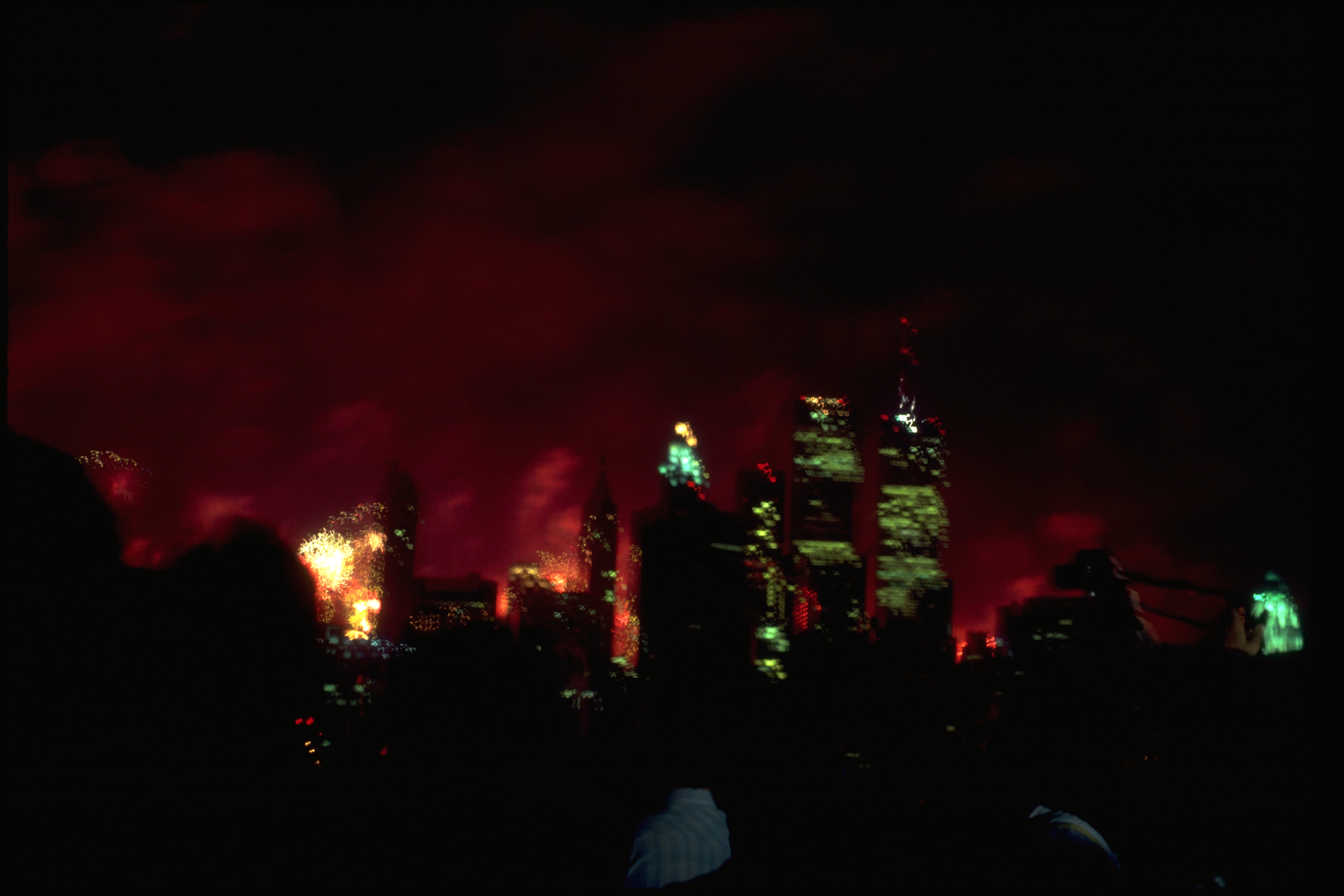 NYC 4th of july