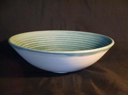 Matt green bowl