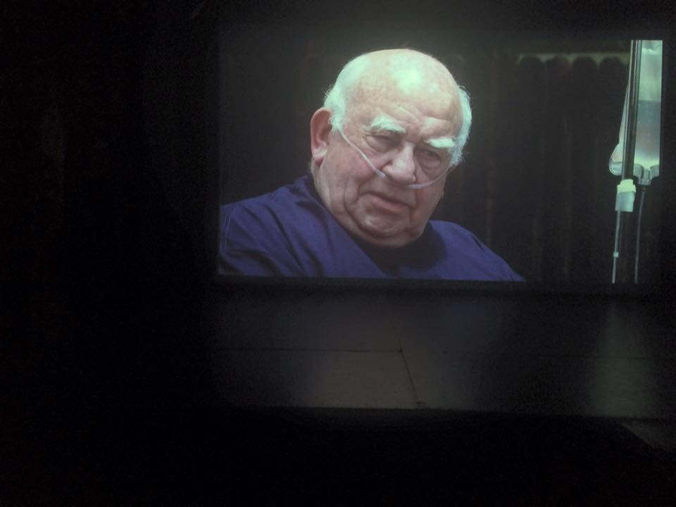 Ed Asner in Blood Brothers