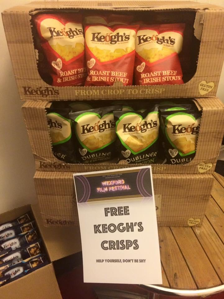Free Keogh's Crisps