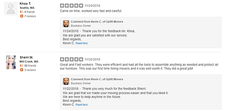 Great Service Is Our Priority