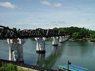 Thaïlande, Le pont de la rivière Kwaï