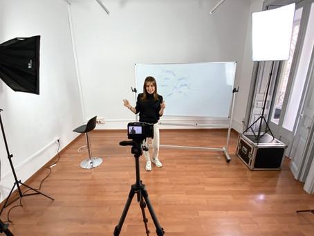 Perche stiamo registrando dei video?