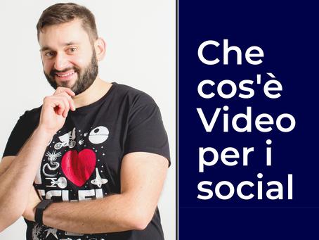 Come è nato Video Per i Social?