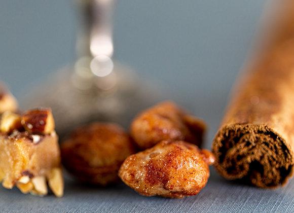 Cinnamon Toffee Almonds