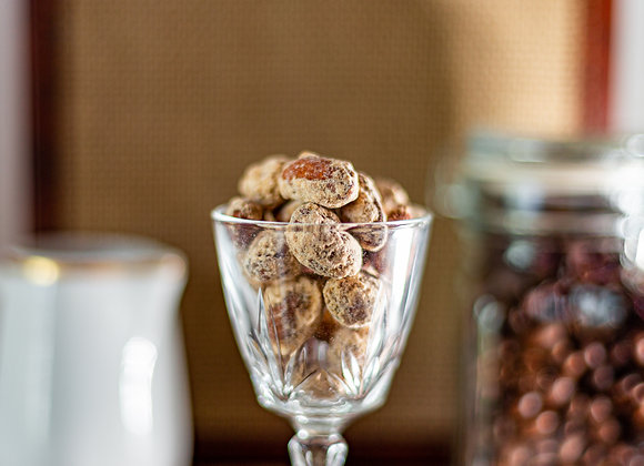 Cappuccino Roasted Almonds