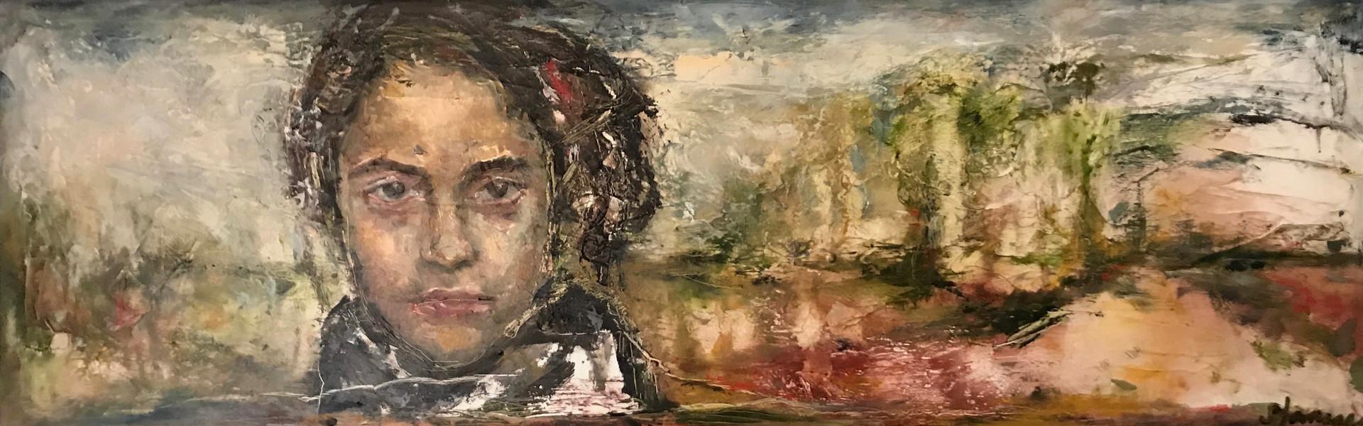 Jane on the Heath
