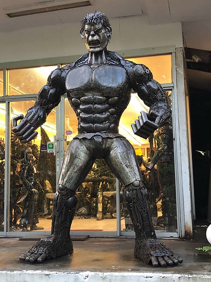 Hulk 230cm