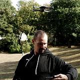 geprüfter Drohnenpilot Philpp Edel