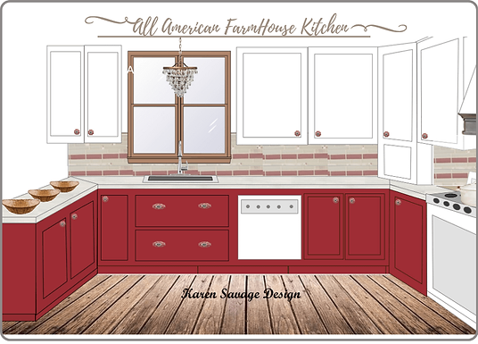 LOVE IT OR LIST IT! A BUDGET FRIENDLY KITCHEN MAKEOVER