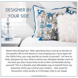 Designer by Your Side Karen Savage Design