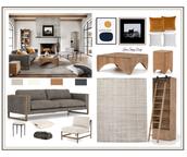 Modern Living Room Design Map #9 Style Solutins and Selections Karen Savage Design