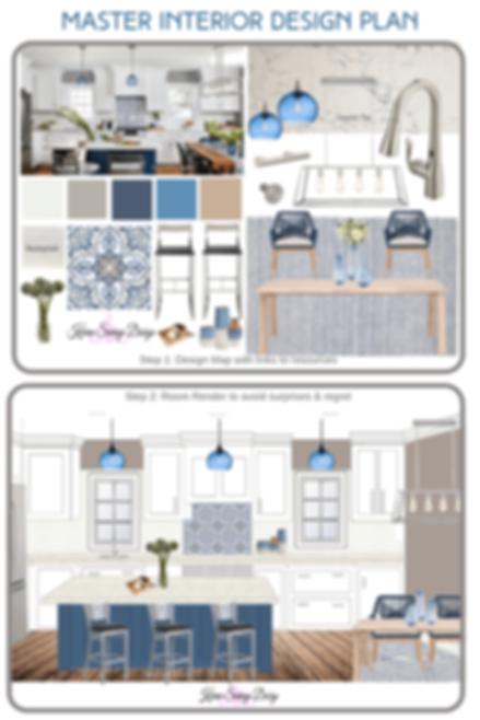 Interior Design Master Plan Karen Savage