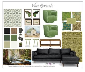 Vibe - Renewal Design Board Karen Savage