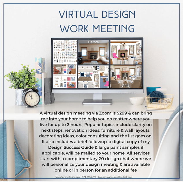 Virtual Design Work Meeting