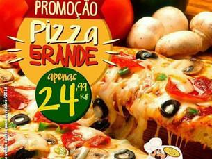 Domingão com pizza