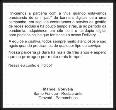 Manoel Gouveia - Restaurante Barito Fond