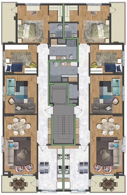 delphia yapı, daire, satılık, yaşama değer katan projeler, aile, huzur, mutluluk, istanbul evleri
