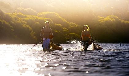 Harriett River Kyak Hire Vivonne Bay