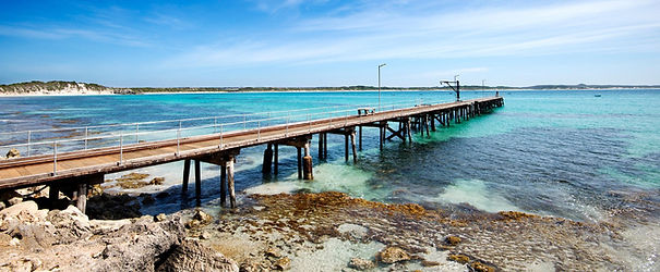 Vivonne Bay Jetty Kangaroo Island