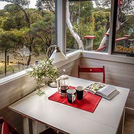 Serenity Cottage Kitchen