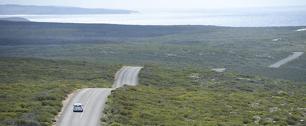 Hire a car on Kangaroo Island