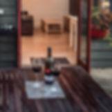 Serenity Cottage Alfresco Deck