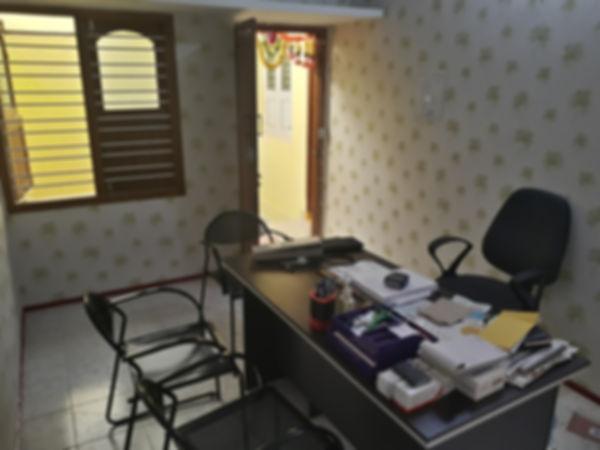 Antahkarana Clinic Consultation Room