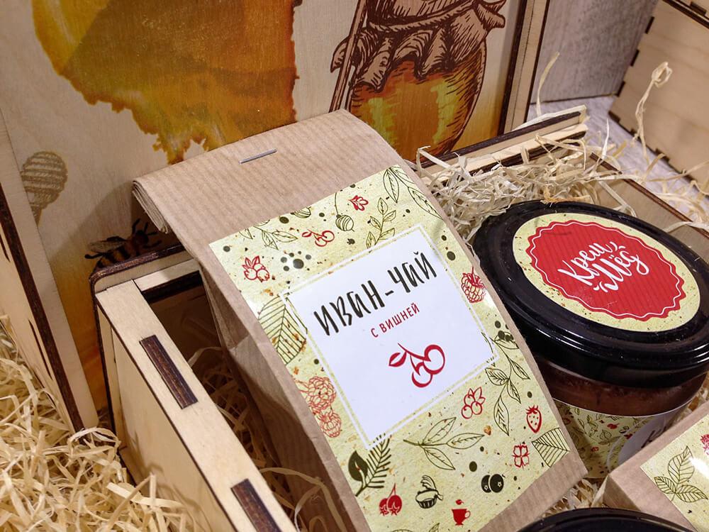 Подарочный набор «Из Башкирии с любовью»