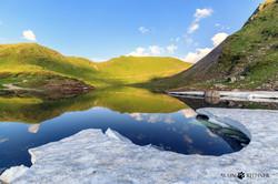 Lac vert Les Crosets