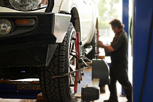 Mobile Tyre Repair Service Melbourne