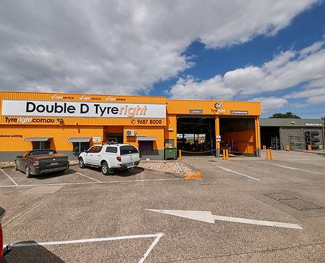 Double D Tyres West Melbourne