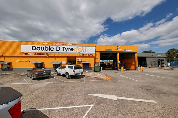 Double D Tyreright Service Centre in West Melbourne