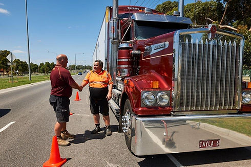 Truck Tyre Specialists in Melbourne