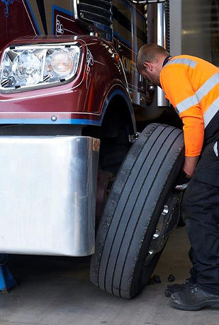 Melbourne truck tyre suppliers