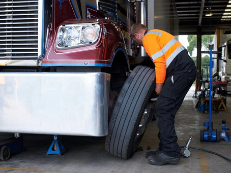 Getting The Most Out Of Your Truck Or Van Tyres Through Proper Maintenance