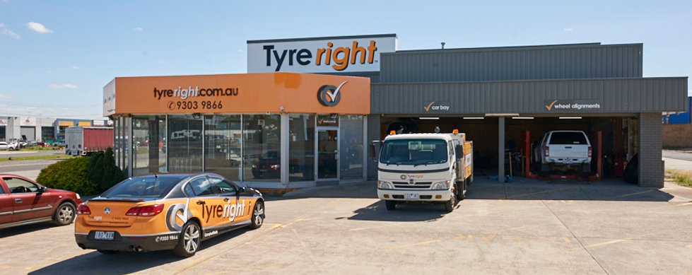 Double D Tyright Service Centre in Campbellfield