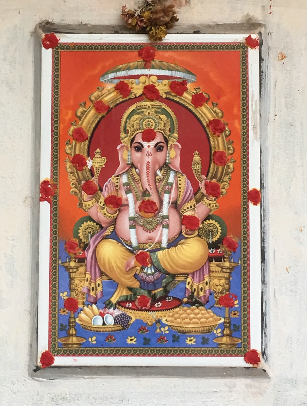 Ganesha- the remover of obstacles