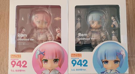 Rem and Ram Childhood Ver.