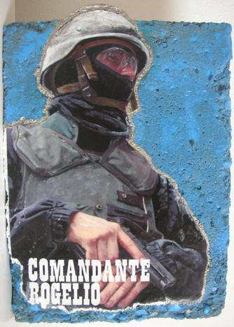 El Comandante rogelio