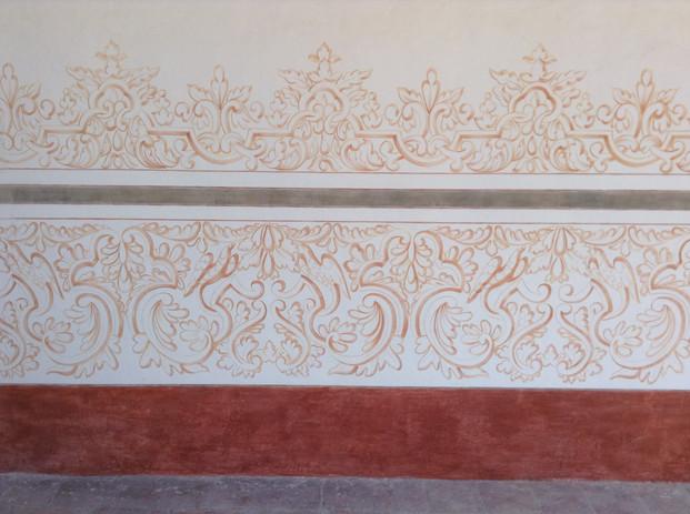 Pintura mural, Correos