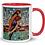 Thumbnail: Art Mugs - Colourful Birds