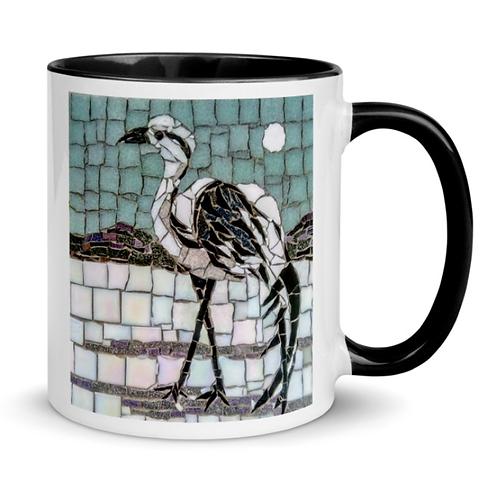 Art Mugs - Birds with Moon