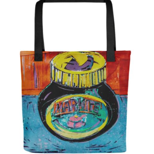 Tote Bags - Marmite