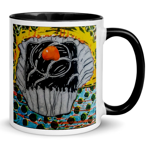 Art Mugs - Cupcakes