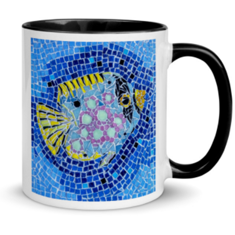 Art Mugs - Fish