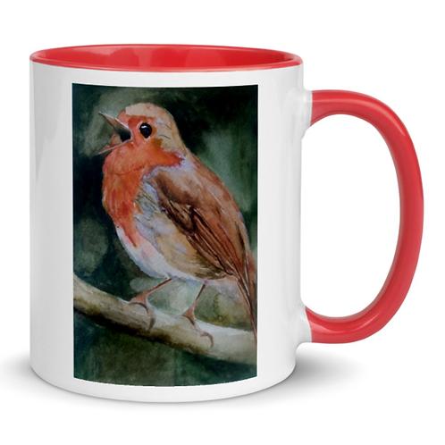 Art Mugs -Robins