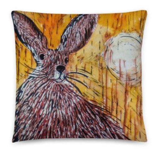 Cushions - Hares