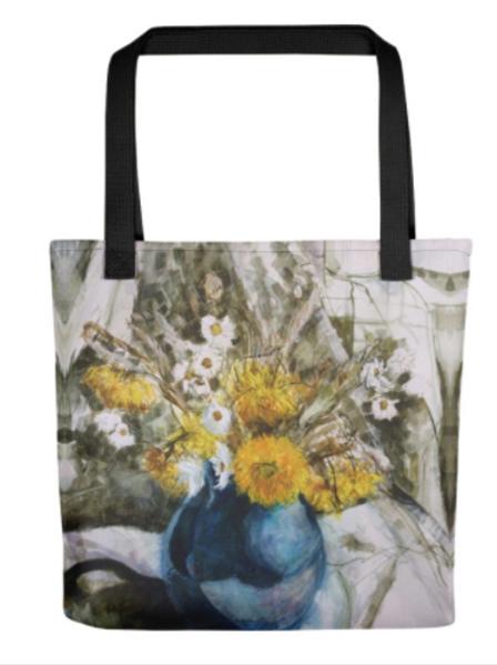 Tote Bags - Flowers
